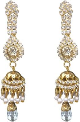 ACW ACW Gold Plated Alloy Jhumki Earring