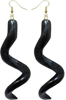 Kenway Retail Kayla Twist Bone Dangle Earring