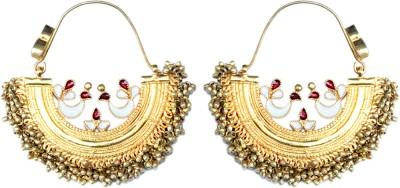 MKJewellers Copper Hoop Earring
