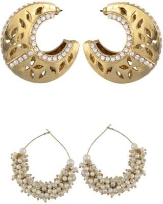 Arsya Jewellery Combo Offer Alloy Earring Set