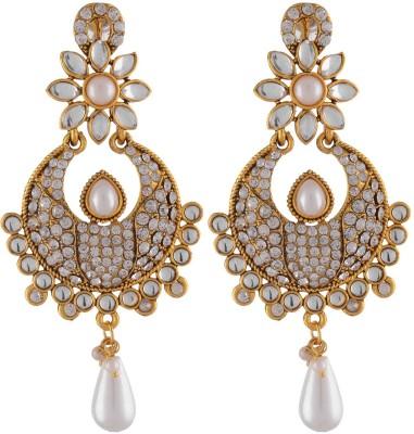 NECKIES AFJE058 Brass Drop Earring