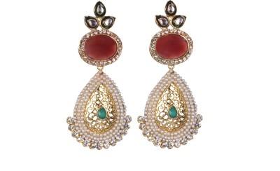 Tatva Beautiful Antique Hangings Alloy Drop Earring
