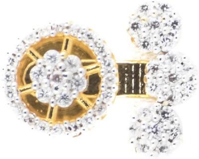 KANISH Modern Gold Alloy Cuff Earring