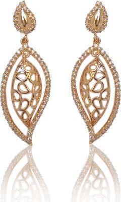 Chandrika Pearls Beautiful Copper Dangle Earring