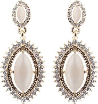 Big Tree 4ever Young Crystal Alloy Drop Earring