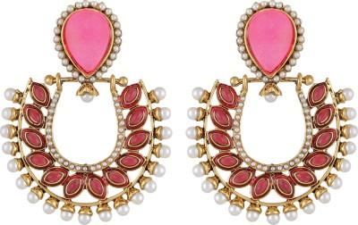 IBA Collections DE-17 Alloy Chandbali Earring