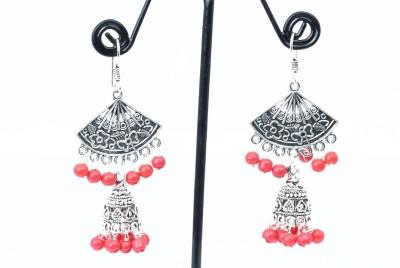 Waama Jewels pretty reed Metal Dangle Earring