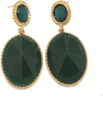 Ada Jewel Dangling Alloy Drop Earring