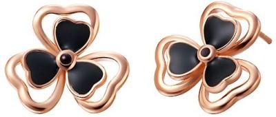 Silver Shoppee Designer Alloy Stud Earring