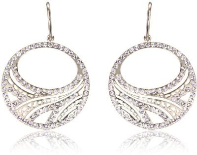 Eclat 1213377R Swarovski Crystal Alloy, Brass Dangle Earring