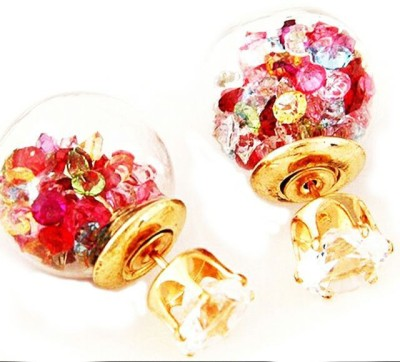 Maya Fashion Acrylic Plug Earring