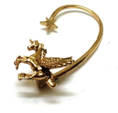 Hepburnette The Unicorn Alloy Cuff Earring