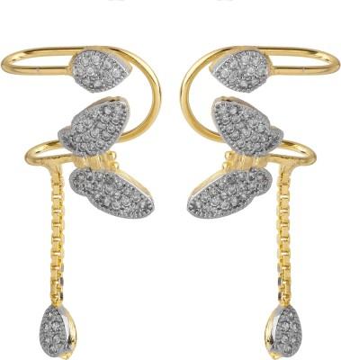 Tam Creatio Noticeable Metal Dangle Earring