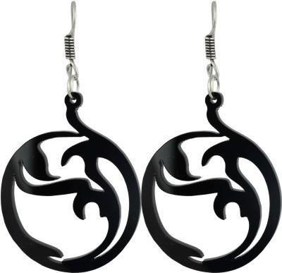 Charu Fashionz CF_35 Acrylic Dangle Earring