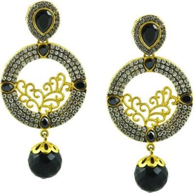 Maalyaa American stud & drops Brass, Copper Drop Earring