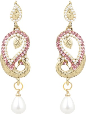 Inaya Everyday::Love::Religious::Wedding & Engagement::Workwear Brass Drop Earring