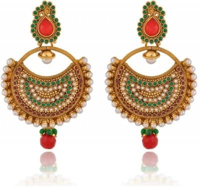 Rooh Jewellery Bali Copper Dangle Earring