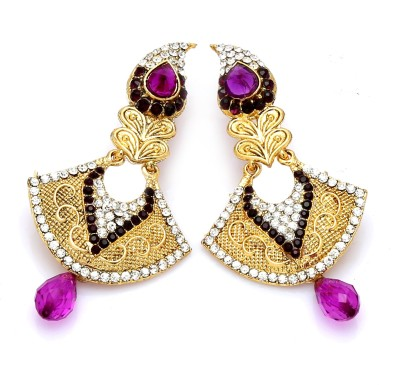 GlamMore09 traditional Alloy Earring Set