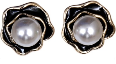 Sgsproducts Girls Spark Metal Stud Earring