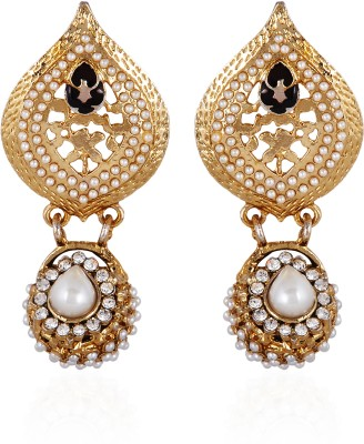 FashionDeals4u Alloy, Resin Drop Earring