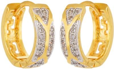 tsb RETAILS ER-0246 Brass Hoop Earring