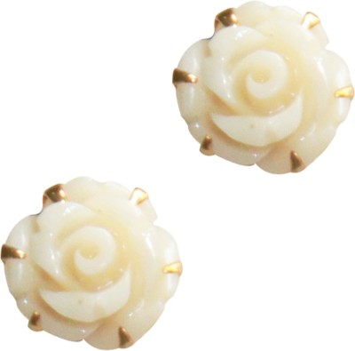 Ops Pearl Mother of Pearl Stud Earring