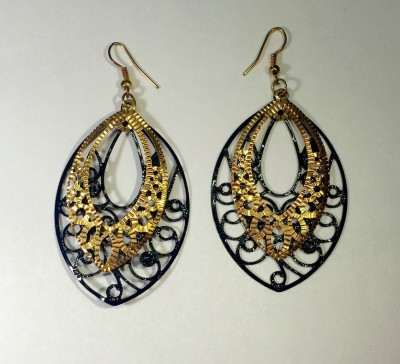 For My Fashion FASHION EARING Alloy Dangle Earring