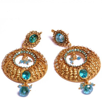 PFJ PFJ3012 Brass, Copper Drop Earring