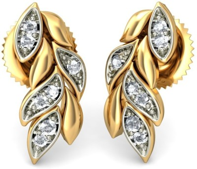 Joyra Sightly Swarovski Zirconia Sterling Silver Drop Earring