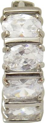 Shopaholic Fashion Shopa Crystal Alloy Huggie Earring