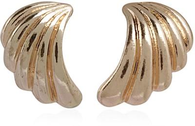 ToniQ Metal Stud Earring