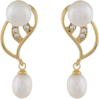 Classique DesignerJewellery Designer Pearl Alloy Earring Set