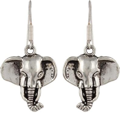 Anamis elephant face fashion AMFJAEP05 Aluminum Dangle Earring