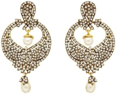 Saashis Closet Glamour Alloy Drop Earring