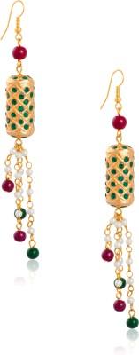 ZEVAR Gayatri Earring Copper Jhumki Earring