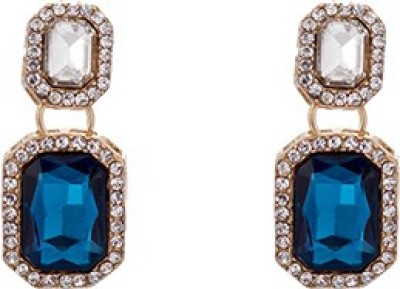 A Bit of Me Blue Desire Alloy Dangle Earring