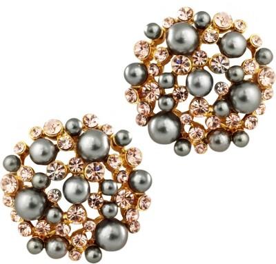 Just Women Swarovski Elements Alloy Stud Earring
