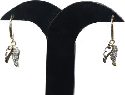 Navisha Joyful Fashion Metal Drop Earring