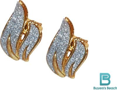 Buyer's Beach BB Fire Metal Cuff Earring