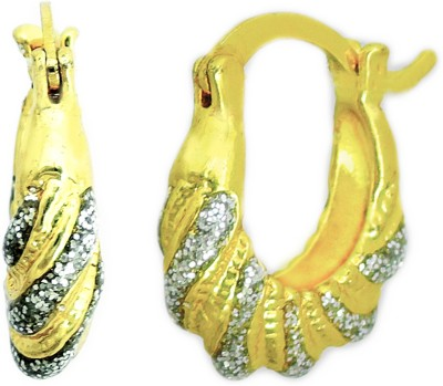 Aura Collection Stylish Alloy Hoop Earring