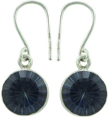 SuperShine jewelry Sparkle Brass Drop Earring
