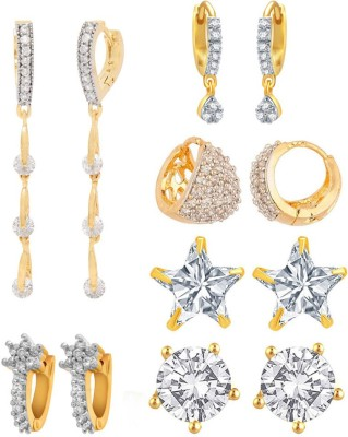 Jewels Galaxy JDV-1698 Alloy Earring Set
