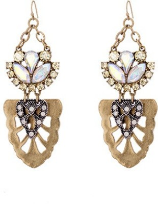 A Bit of Me Delicate Passion Alloy Dangle Earring