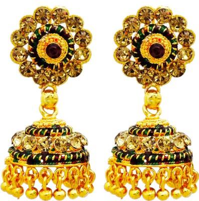 Aura Collection fk21 Alloy Jhumki Earring