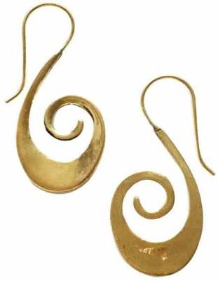 Mini Traders Mt-108 Brass Dangle Earring