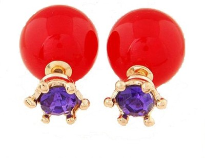 Amour Latest Fashion Crystal Alloy Stud Earring