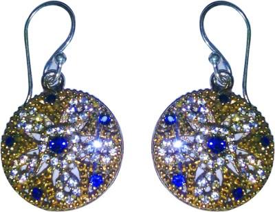 zenith jewels princess27 Brass Chandelier Earring