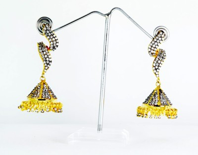 Chouhan Stylish earing set Metal Jhumki Earring