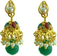Golden Collections Alloy Jhumki Earring best price on Flipkart @ Rs. 399