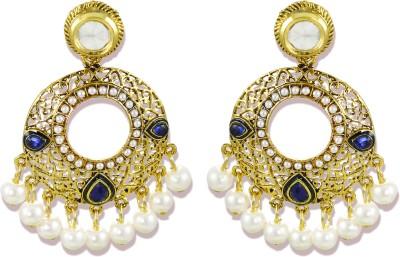 Zaveri Pearls Stylish Zinc Chandelier Earring